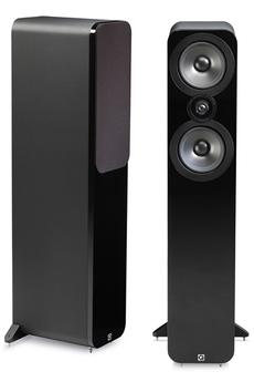 Enceinte colonne Q3050 CUIR NOIR (X1) Q Acoustics