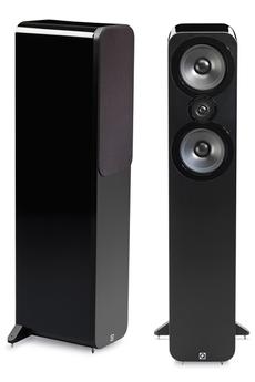 Enceinte colonne Q3050 NOIR LAQUE X1 Q Acoustics