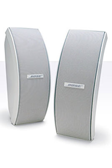 Enceinte compacte 151 PAIRE BLANCHE Bose