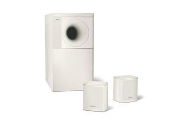 Enceinte compacte ACOUSTIMASS 3 SERIE 5 WHITE Bose