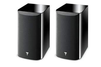 Enceinte compacte ARIA 906 BLACK HIGH GLOSS (X2) Focal
