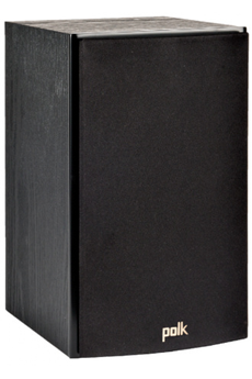 Enceinte bibliothèque Polk T15BK