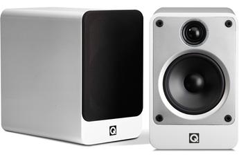 Enceinte compacte CONCEPT20 WHITE X2 Q Acoustics
