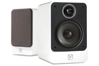Enceinte compacte Q2010I BLANC (X2) Q Acoustics