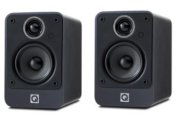 Enceinte compacte Q2010I GRAPHITE(X2) Q Acoustics