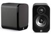 Enceinte compacte Q3010 CUIR NOIR x2 Q Acoustics