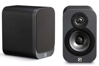 Enceinte compacte Q3010 GRAPHITE x2 Q Acoustics