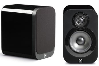 Enceinte compacte Q3010 NOIR LAQUE x2 Q Acoustics
