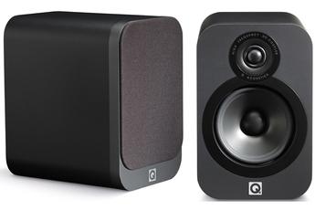 Enceinte compacte Q3020 GRAPHITE x2 Q Acoustics
