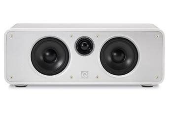 Enceinte centrale CONCEPT CENTRE WHITE Q Acoustics