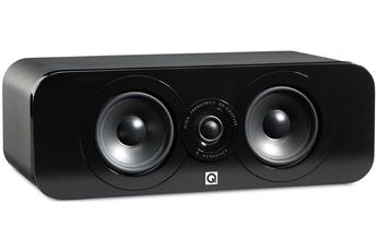 Enceinte centrale Q3090C CUIR NOIR Q Acoustics