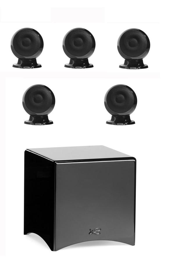 pack d 39 enceintes cabasse eole 3 ws 5 1 noir 3695476 darty. Black Bedroom Furniture Sets. Home Design Ideas