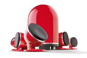 Focal DôME PACK 5.1 RED