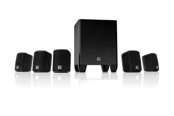 Pack d'enceintes CINEMA 510 Jbl