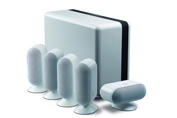 Pack d'enceintes PACK 5.1 Q7000I BLANC Q Acoustics