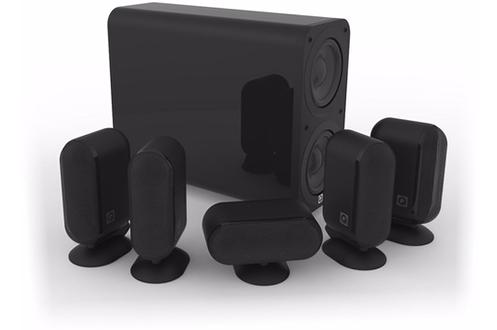 Pack d'enceintes Q Acoustics PACK 5.1 PLUS Q7000I NOIR