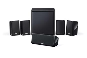 Pack d'enceintes NSP40 BLACK Yamaha