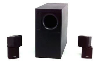 Enceinte compacte Bose ACOUSTIMASS 5 S3 NOIR