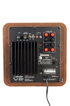 Audio Pro MONDIAL SUB 1 CUIR BRUN