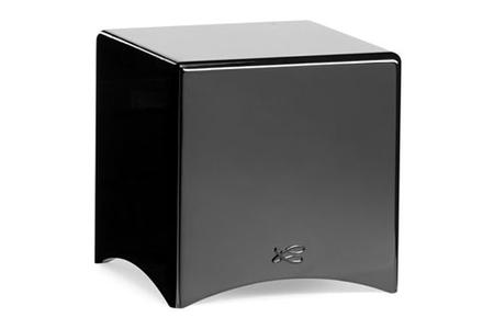 caisson de basses cabasse santorin 21 noir darty. Black Bedroom Furniture Sets. Home Design Ideas