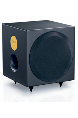 caisson de basses triangle meteor 0 1 tc noir meteor 0 1 2554968. Black Bedroom Furniture Sets. Home Design Ideas