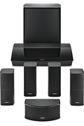Pack Ampli + enceintes Bose LIFESTYLE 600 BLACK