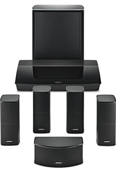 Pack Ampli + enceintes LIFESTYLE 600 BLACK Bose