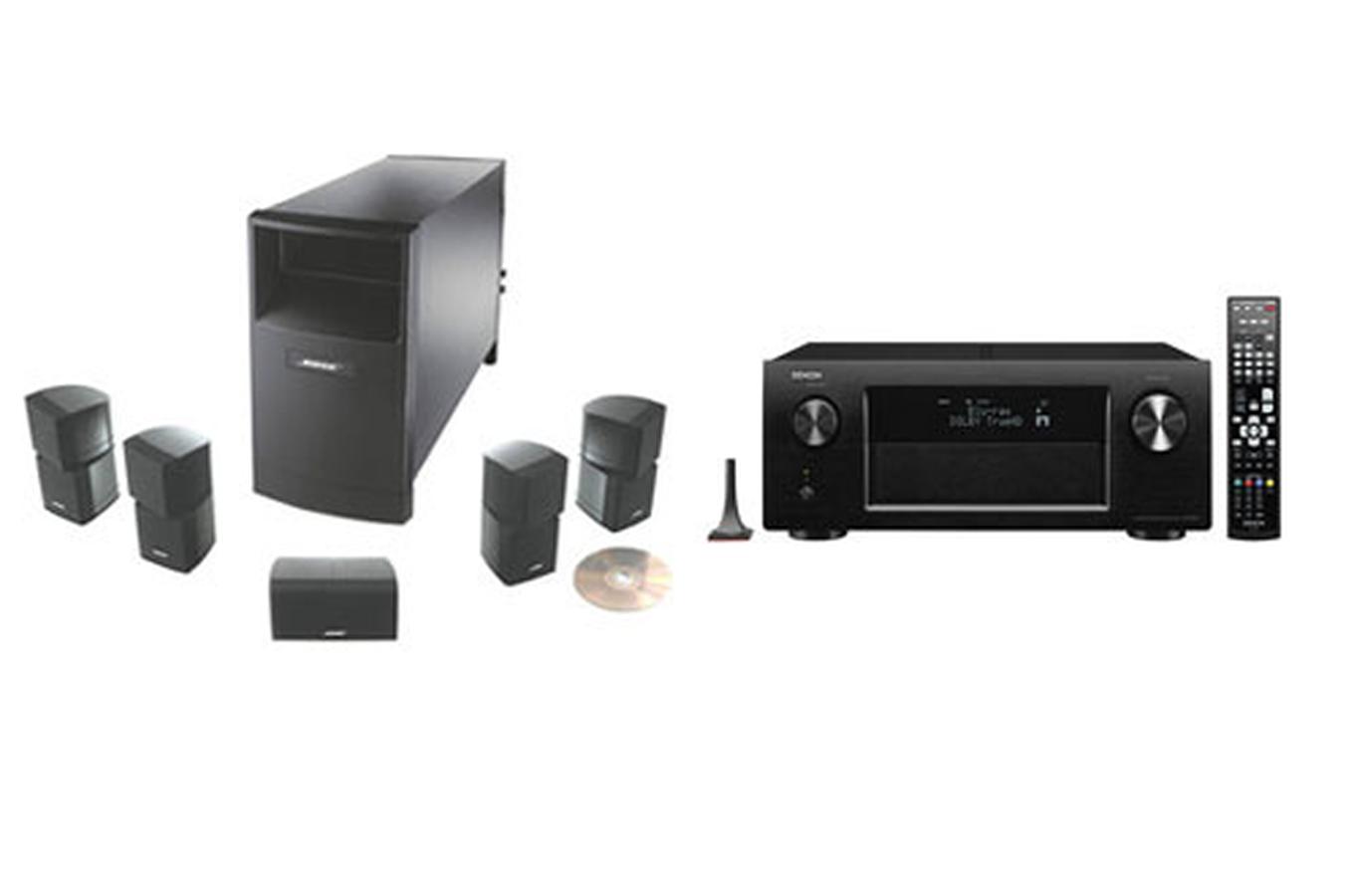 pack ampli enceintes denon avr3313no no 3626849. Black Bedroom Furniture Sets. Home Design Ideas