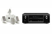 Denon AVRX1000 + SIB&CUB3W