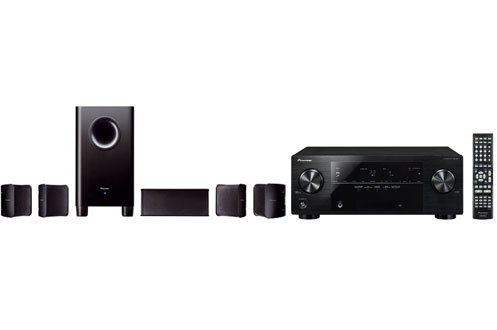 Pack ampli enceintes pioneer vsx527 shs100 3626288 - Meuble pour ampli home cinema ...
