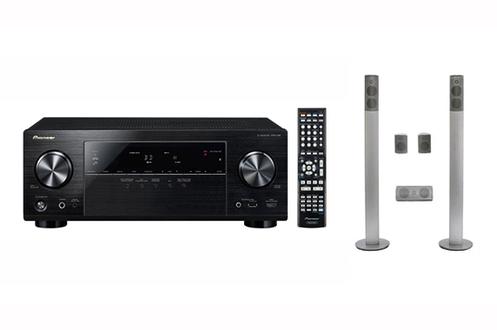 Pack Ampli + enceintes Pioneer VSX528K + ENCEINTE SERIE XR VSX528 K