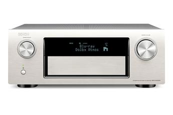 Ampli Home Cinéma AVRX4100 SILVER Denon