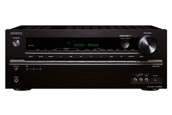 Ampli Home Cinéma TXNR545 BLACK Onkyo