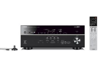 Ampli Home Cinéma RXV677 B NOIR Yamaha