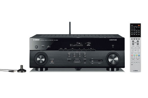 Ampli Home Cinéma MUSICCAST RXA550 NOIR Yamaha