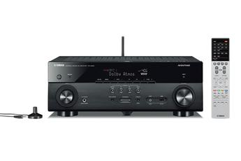 Ampli Home Cinéma MUSICCAST RXA660 BLACK Yamaha
