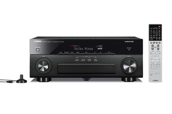 Ampli Home Cinéma MUSICCAST RXA860 BLACK Yamaha