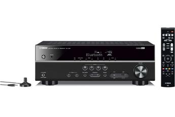 Ampli Home Cinéma MUSICCAST RXV381 BLACK Yamaha