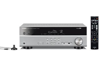 Ampli Home Cinéma MUSICCAST RXV381 TITANE Yamaha