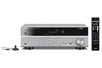 Ampli Home Cinéma RXV383 TITANE Yamaha