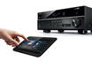 Yamaha MUSICCAST RXV481 DAB BLACK photo 6