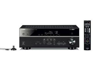 Ampli Home Cinéma MUSICCAST RXV481 DAB BLACK Yamaha