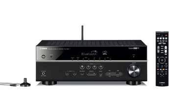 Ampli Home Cinéma MUSICCAST RXV483 NOIR Yamaha