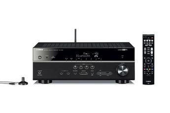Ampli Home Cinéma MUSICCAST RXV579 BLACK Yamaha