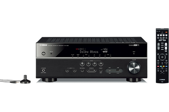 Ampli Home Cinéma MUSICCAST RX-V581 BLACK Yamaha