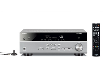 Ampli Home Cinéma RXV581 TITANE Yamaha