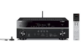 Ampli Home Cinéma MUSICCAST RXV781 BLACK Yamaha