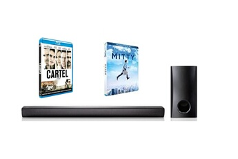 Barre de son NB2540 + 2 BLU-RAY Lg
