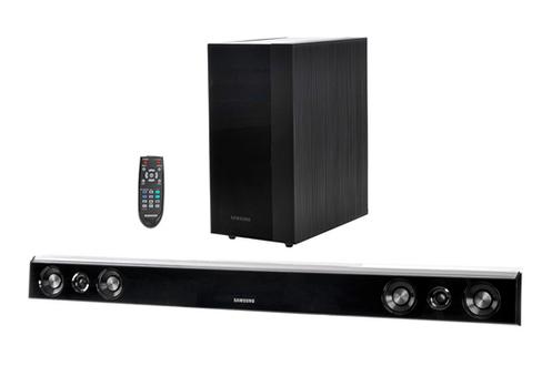 Barre de son samsung hw c450 hwc450 3213641 - Meuble tv samsung avec accroche barre de son ...