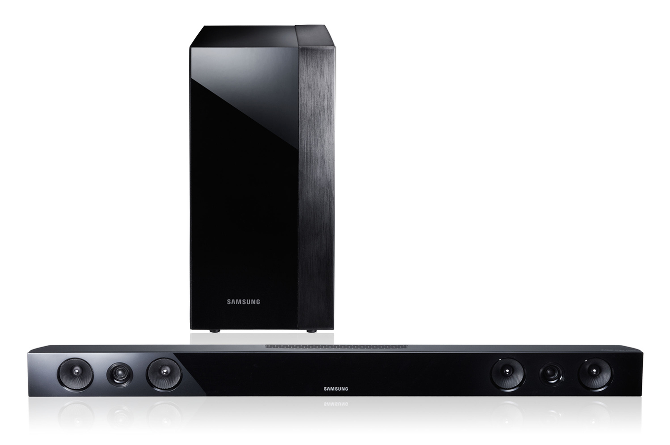 Barre de son samsung hwf450 3738221 darty - Barre de son ou home cinema ...